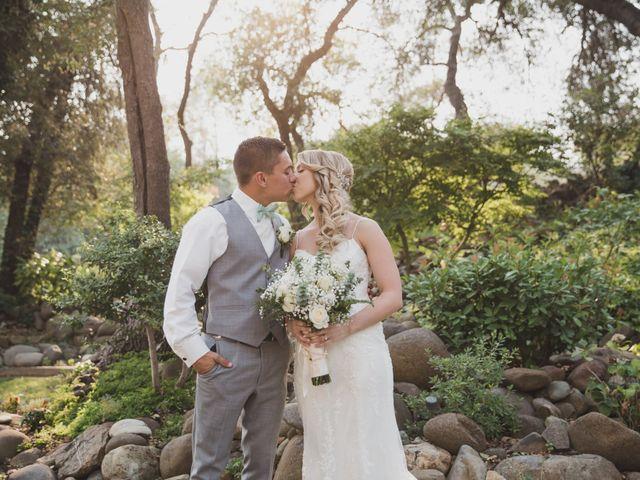 The wedding of Catherine and Dakota