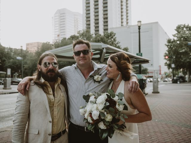 Lance and Allison's Wedding in Houston, Texas 1