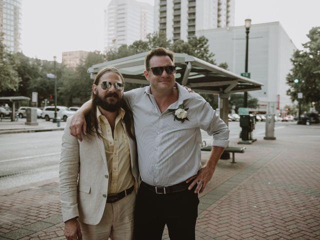 Lance and Allison's Wedding in Houston, Texas 2
