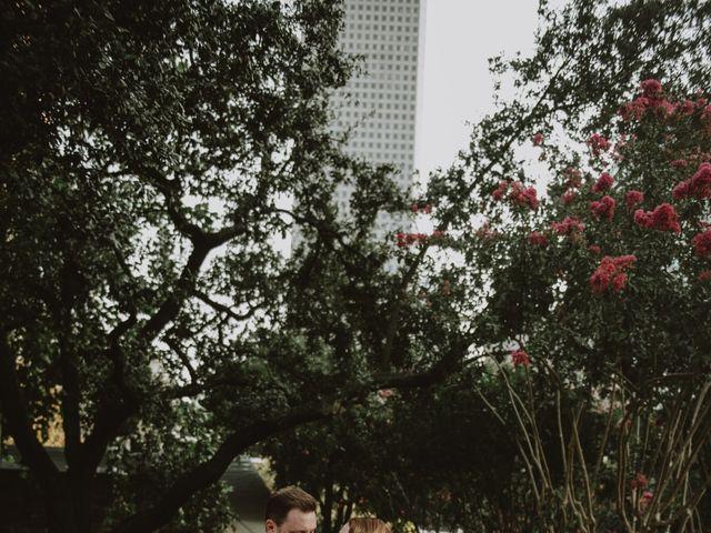 Lance and Allison's Wedding in Houston, Texas 6