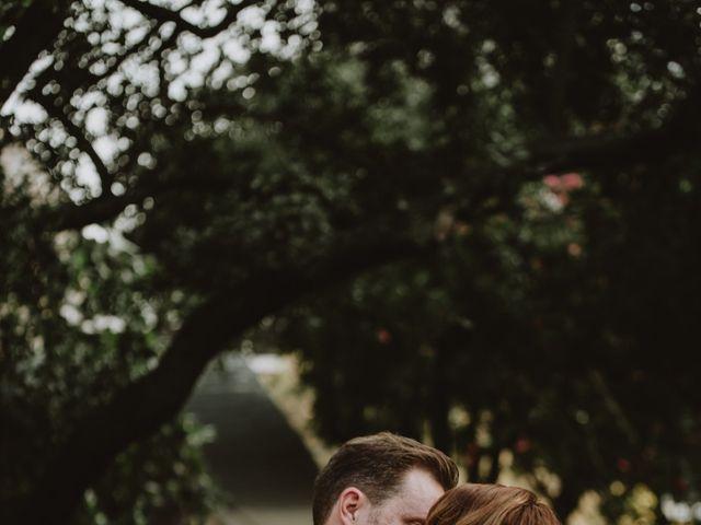 Lance and Allison's Wedding in Houston, Texas 7