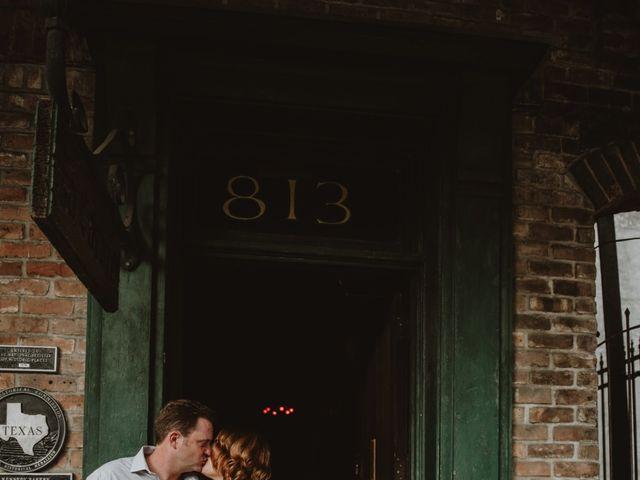 Lance and Allison's Wedding in Houston, Texas 9