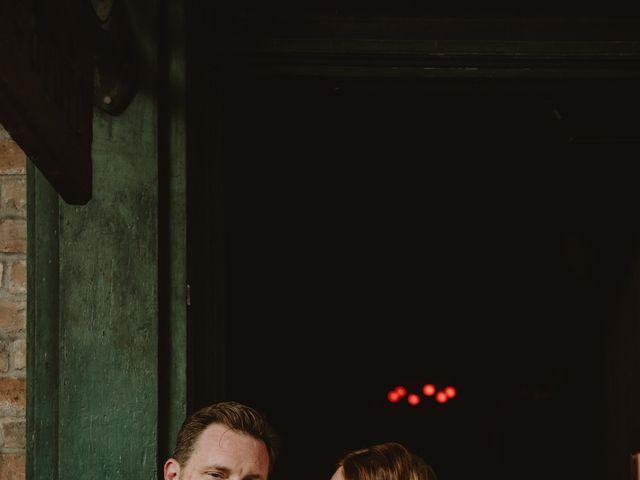 Lance and Allison's Wedding in Houston, Texas 10