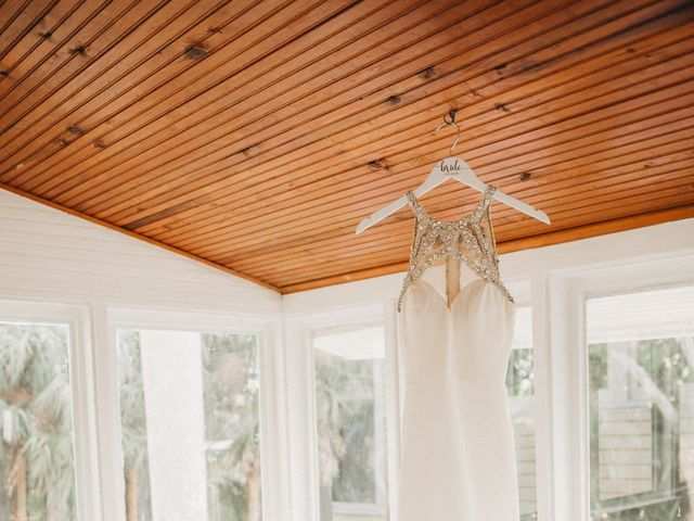 Danielle and Charles's Wedding in Fort Myers, Florida 5