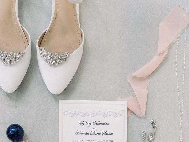Sydney and Nicholas's Wedding in Clarkston, Michigan 6