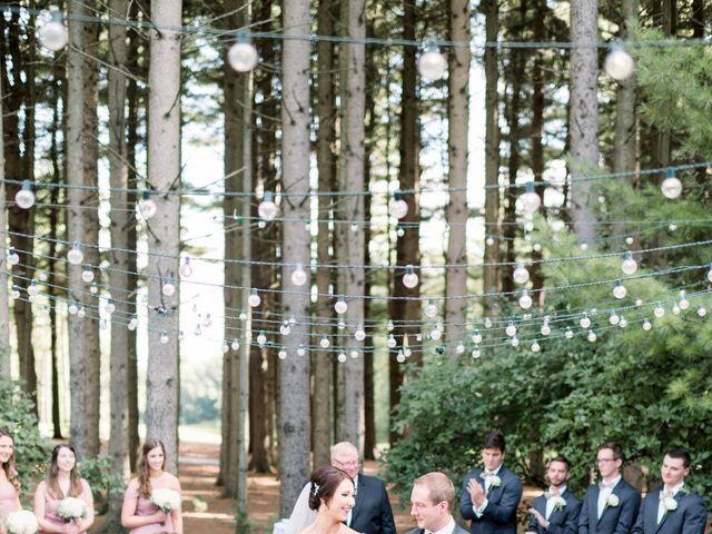 Sydney and Nicholas's Wedding in Clarkston, Michigan 24