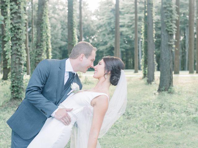 The wedding of Nicholas and Sydney