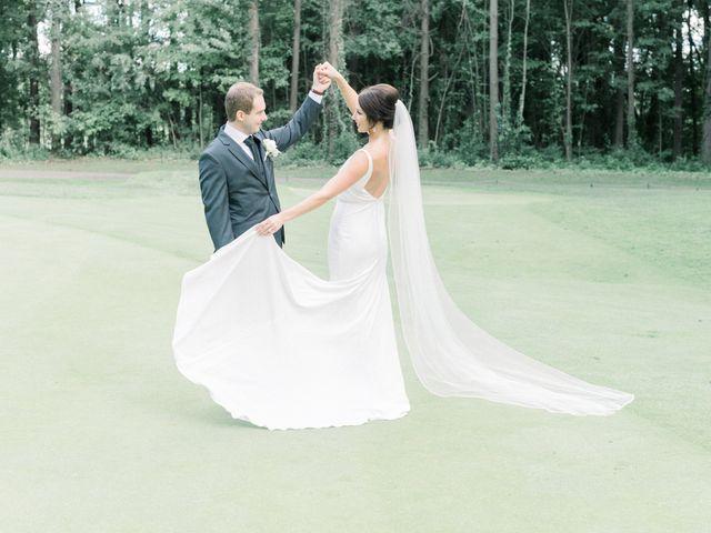 Sydney and Nicholas's Wedding in Clarkston, Michigan 44