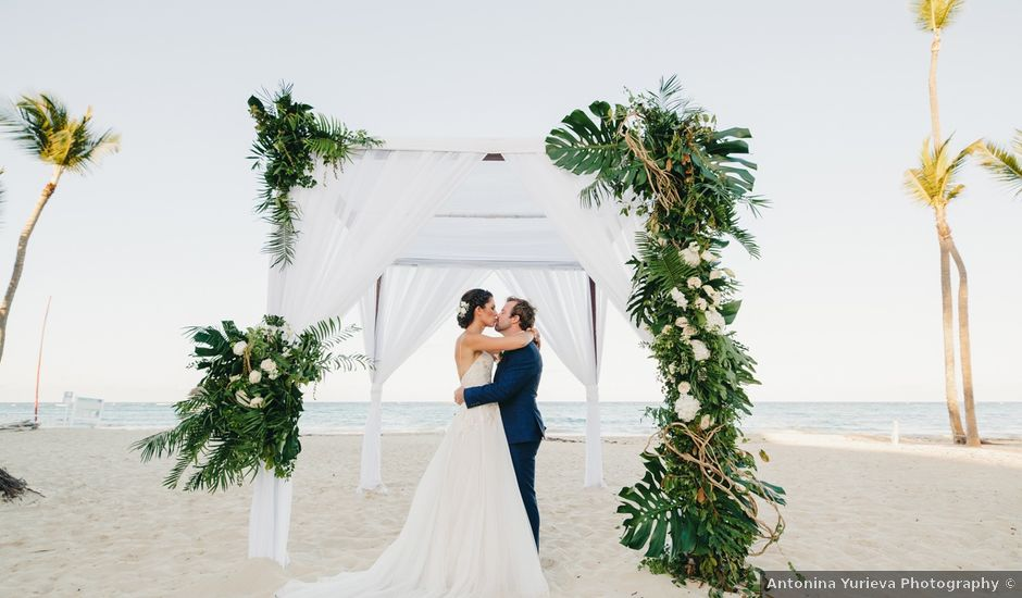 Kort and Carey's Wedding in Punta Cana, Dominican Republic