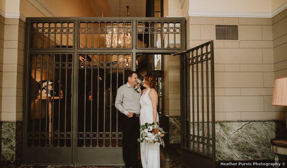 Lance and Allison's Wedding in Houston, Texas