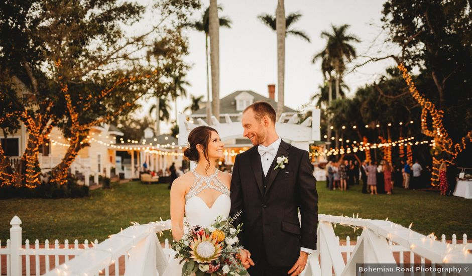 Danielle and Charles's Wedding in Fort Myers, Florida