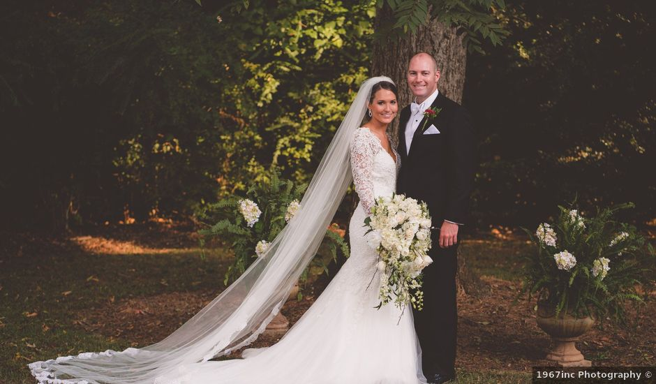 Cory and Anna's Wedding in Acworth, Georgia