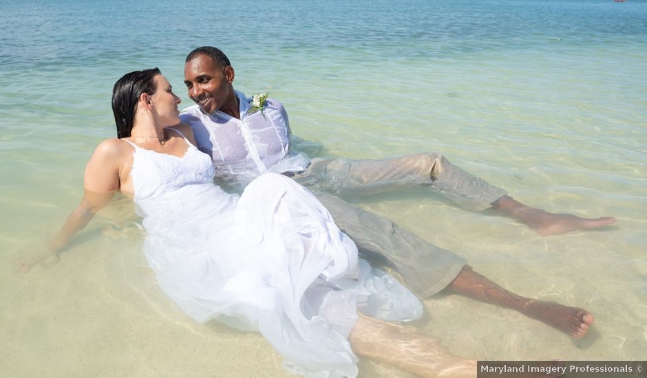 Errol and Ashley's Wedding in Montego Bay, Jamaica