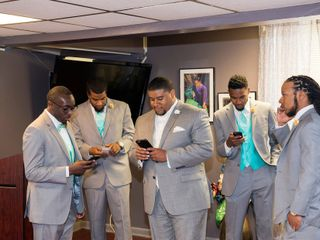Jahmal and Brittney's Wedding in Washington, District of Columbia 7