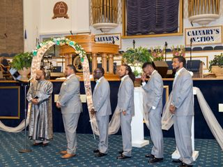 Jahmal and Brittney's Wedding in Washington, District of Columbia 9