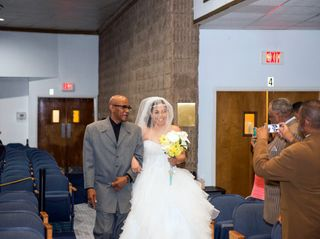 Jahmal and Brittney's Wedding in Washington, District of Columbia 10