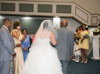 Jahmal and Brittney's Wedding in Washington, District of Columbia 11