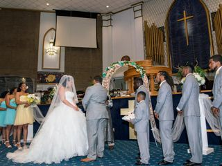 Jahmal and Brittney's Wedding in Washington, District of Columbia 12