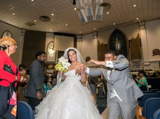 Jahmal and Brittney's Wedding in Washington, District of Columbia 13