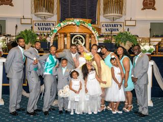 Jahmal and Brittney's Wedding in Washington, District of Columbia 14
