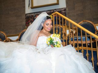 Jahmal and Brittney's Wedding in Washington, District of Columbia 15
