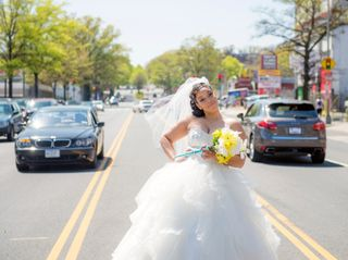 Jahmal and Brittney's Wedding in Washington, District of Columbia 16