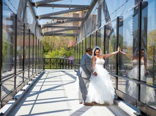 Jahmal and Brittney's Wedding in Washington, District of Columbia 17