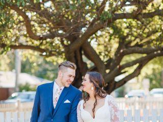 Andrew and Megan's Wedding in Tulsa, Oklahoma 11
