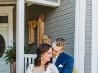 Andrew and Megan's Wedding in Tulsa, Oklahoma 12