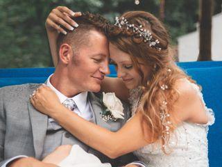 The wedding of Riana and Brad