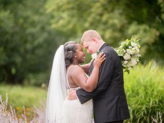 The wedding of Siriah and Doug