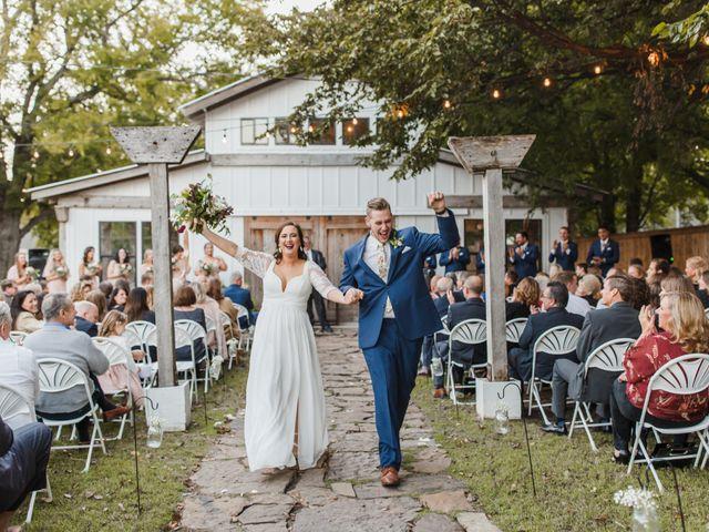 Andrew and Megan's Wedding in Tulsa, Oklahoma 1