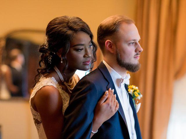 William and Deja's Wedding in Newport, Kentucky 1