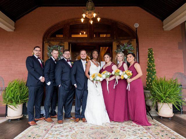 William and Deja's Wedding in Newport, Kentucky 29