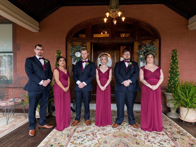 William and Deja's Wedding in Newport, Kentucky 34