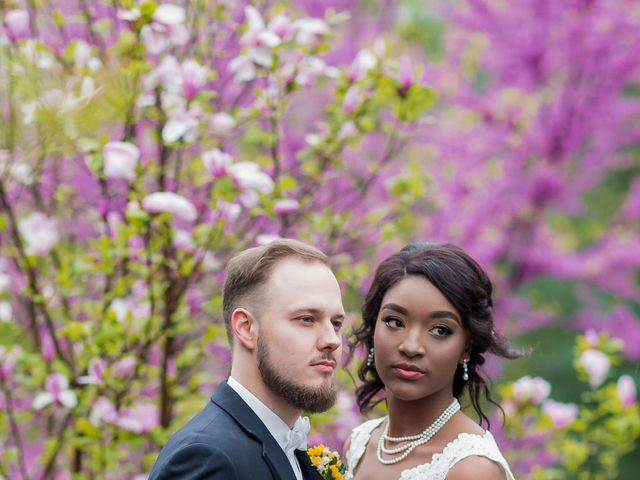 William and Deja's Wedding in Newport, Kentucky 36