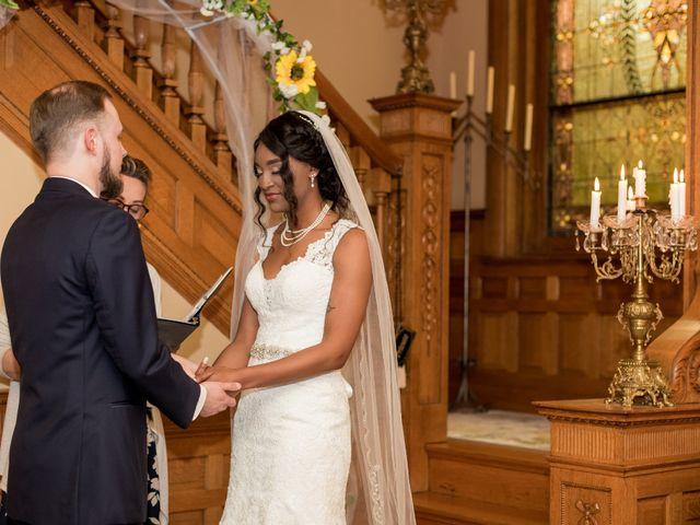 William and Deja's Wedding in Newport, Kentucky 45
