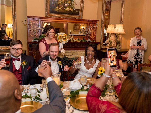 William and Deja's Wedding in Newport, Kentucky 52