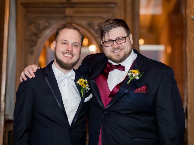 William and Deja's Wedding in Newport, Kentucky 55