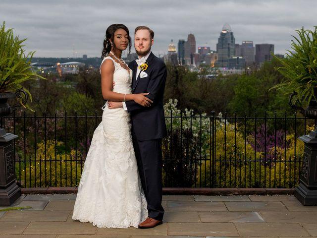 William and Deja's Wedding in Newport, Kentucky 59
