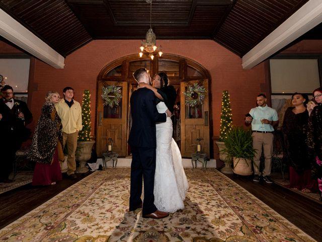 William and Deja's Wedding in Newport, Kentucky 64