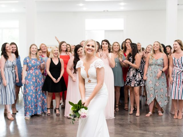 Mathew and Megan's Wedding in Conway, Arkansas 3