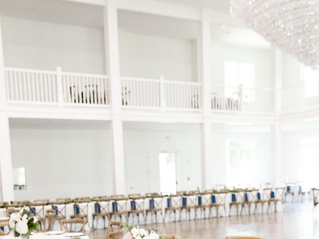 Mathew and Megan's Wedding in Conway, Arkansas 10