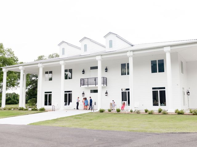 Mathew and Megan's Wedding in Conway, Arkansas 13