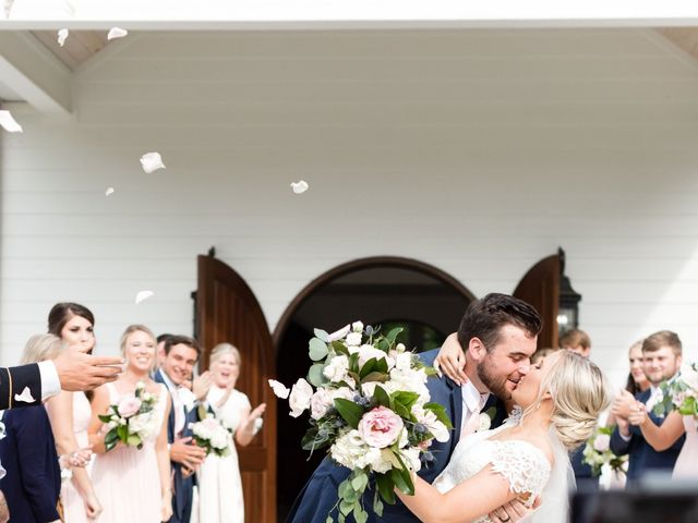 Mathew and Megan's Wedding in Conway, Arkansas 14