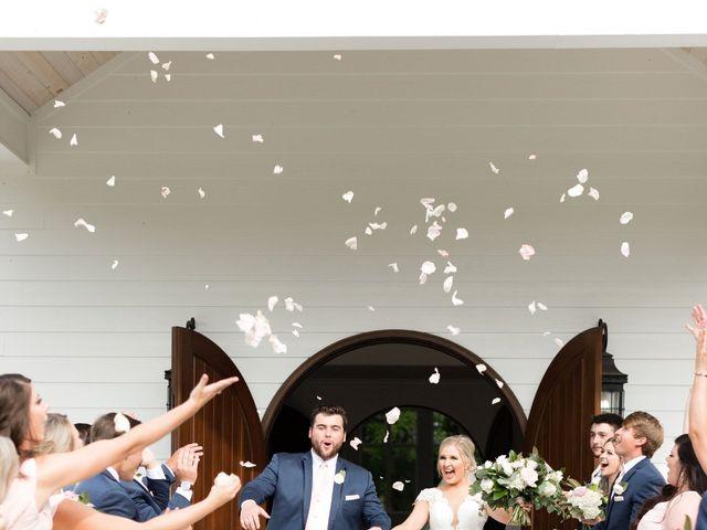 Mathew and Megan's Wedding in Conway, Arkansas 15