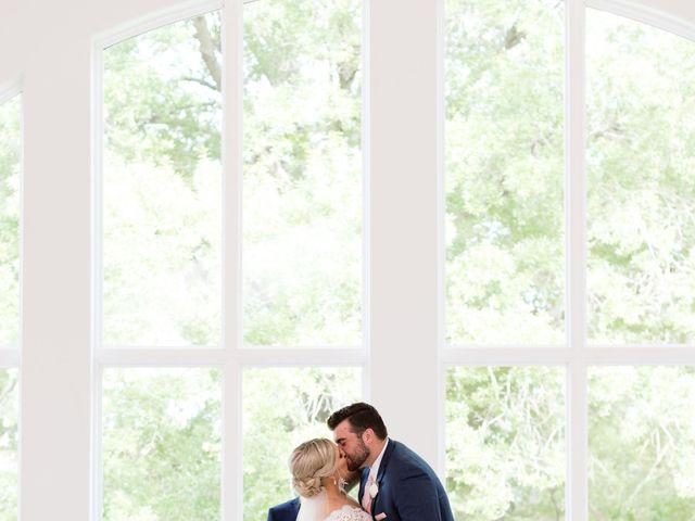 Mathew and Megan's Wedding in Conway, Arkansas 16
