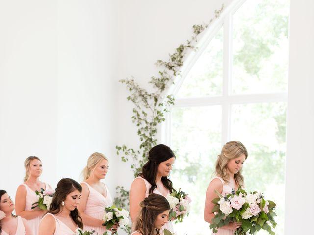 Mathew and Megan's Wedding in Conway, Arkansas 18
