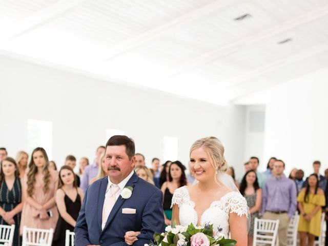 Mathew and Megan's Wedding in Conway, Arkansas 19