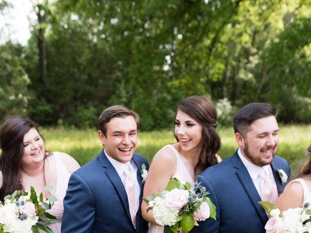 Mathew and Megan's Wedding in Conway, Arkansas 26